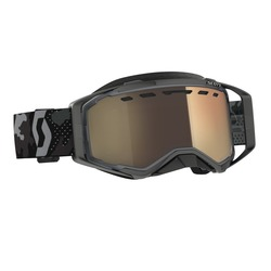 Scott Goggle Prospect Snow Cross LS dark grey/black light sensitive bronze chrom