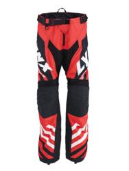 Lynx Race Snowcross housut punainen