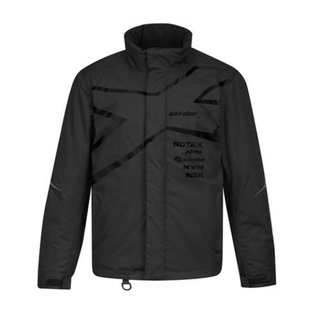 Ski-Doo Holeshot miesten takki musta